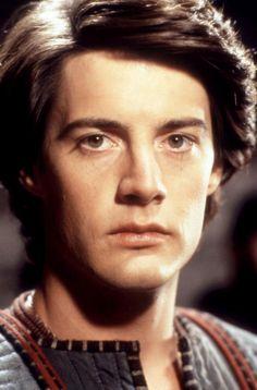 "Kyle MacLachlan in ""Dune"" (1984). DIRECTOR: David Lynch."