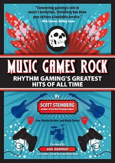 The history of music video games