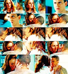 But seriously though. Prison Break. I can't stop
