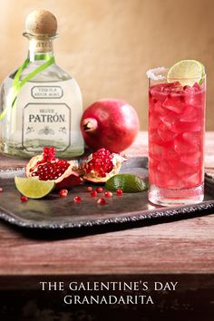 Get it going this Galentine's Day with a cocktail that's fit for everyone in your crew. Fun Cocktails, Summer Drinks, Cocktail Drinks, Cocktail Recipes, Party Drinks, Non Alcoholic Drinks, Beverages, Dessert Drinks, Desserts