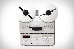 Ballfinger Reel-To-Reel Tape Player