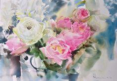 Adisorn watercolor