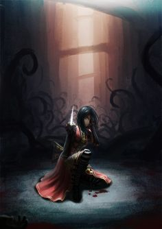 I dream about Alice