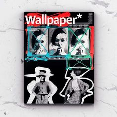 Photography legend William Klein created our special cover based on his new murals for @photolondonfair and including two previously unseen images from his 'Fashion with Light Drawings' series. Limited-edition covers are available to subscribers see Wallpaper.com #art #photography  via WALLPAPER MAGAZINE OFFICIAL INSTAGRAM - Fashion Design Architecture Interiors Art Travel Contemporary Lifestyle