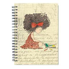 Caderno Desenhadora IV