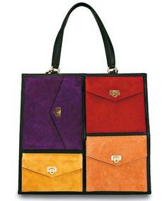 Super Ideas For Sewing Diy Bag Design Tote Handbags, Purses And Handbags, Zapatillas Louis Vuitton, Diy Bag Designs, Leather Purses, Leather Bag, Diy Sac, Diy Purse, Beautiful Handbags