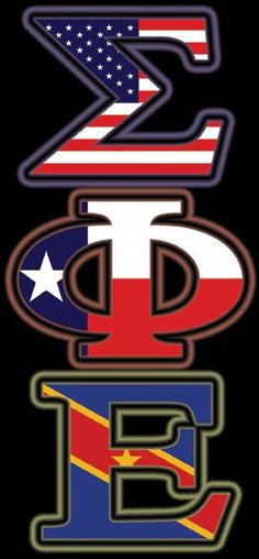 'Merica, Texas, and SigEp <3