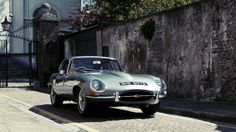 Eye candy The Series 1 E-type Jaguar FHC is also a sought-after classic auto.