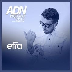 """Check out """"Efra @ ADN Postaway 2017 SET"""" by EFRA on Mixcloud"""