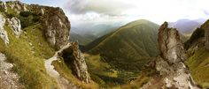Mala Fatra Hiking Routes, Heart Of Europe, Mountain Range, National Parks, Destinations, Outdoors, Mountains, Water, Travel
