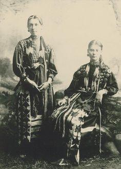 Potawatomi women - circa 1900