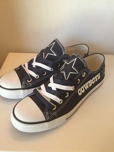 ac93854de3d6 DALLAS Cowboys women s tennis shoes please read by sportzshoeking Dallas  Cowboys Women