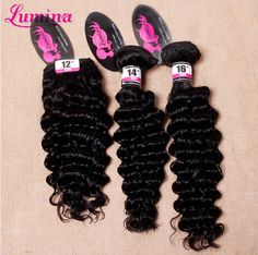 4 bundles curly on sale at reasonable prices, buy Hot ! Brazillian Deep Wave Brazilian Virgin Hair Deep Wave Brazilian Hair 4 Bundles Curly Weave Human Hair from mobile site on Aliexpress Now! Deep Wave Brazilian Hair, Brazilian Curly Hair, Curly Weaves, Deep Curly, Virgin Hair, Virginia, Cool Hairstyles, Weaving