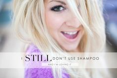 I Still Don't Use Shampoo- A Three Month Update. Includes ingredient lists, trouble shooting, and tips for no poo