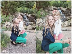 mommy and daughter love! Minneapolis family portrait photographer Anna Grinets Photography