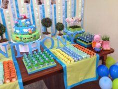 Festa de 1 ano - Conheça as Principais Tendências nas Festas de Aniversário para Meninos