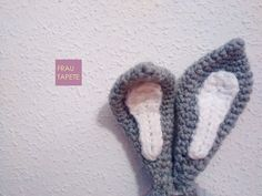 Orejitas y pompón [Crochet]