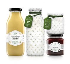 Bakina Tajna - Granny`s Secret | #packaging #bottledesign