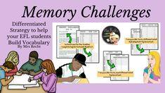 Depuis quelques années (cet article date de 2011 à sa première parution), j'utilise les défis-mémoire à partir de la 6e en début de séquence. J'en avais expliqué le fonctionnement sur A…