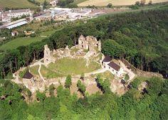 Puttenstein/ Potštejn Mysterious Places, Dolores Park, Travel, Castles, Viajes, Trips, Traveling, Tourism, Vacations