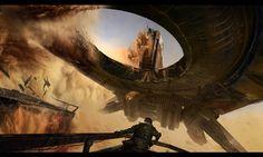Science Fiction — scum-dosh: Killzone Shadow Fall Concept Art