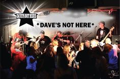 Dave's Not Here Live in London