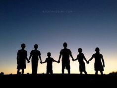 7 tips for taking silhouette pictures by Becky Higgins