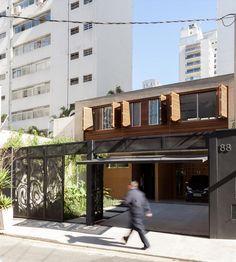 Casa Jardins - Galeria de Imagens | Galeria da Arquitetura