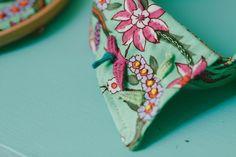 Embroidery Folk: un viaje bordado por el mundo. Señorita Lylo by Los Vados del Isen. Inspiración México.