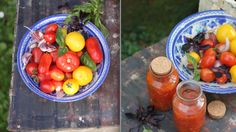 Domácí rajčatové sugo Foto: