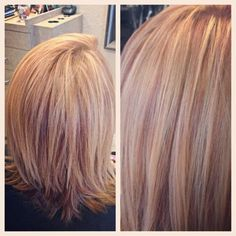 rose gold highlights buzzfeed - Google Search