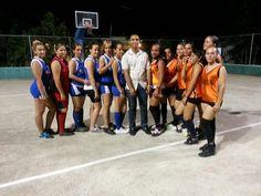 DE LA ZANJA : Regresa el Voleibol Femenino a La Zanja