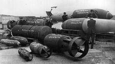 RAF bombs
