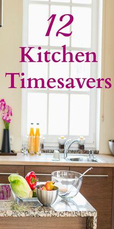 Kitchen Timesavers I Life Hacks I Kitchen Hacks