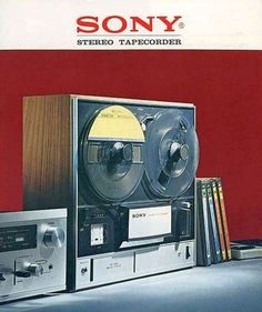 Kopeikin Brothers vintage HiFi Audio Vintage, Technology World, Tape Recorder, Sound & Vision, Old Ads, Audio Equipment, Old Things, Monitor, Retro
