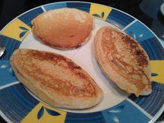 6qm Glück: Sonntagsfrühstück mit Pancakes