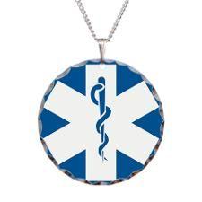 EMT Paramedic Necklace