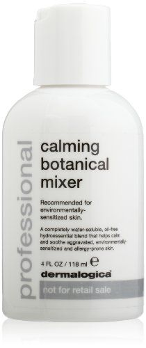 Dermalogica Calming Botanical Mixer 4 Fluid Ounce ** Continue to the product at the image link.
