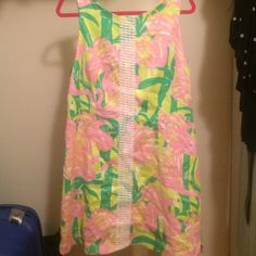 Lily for Target Shift Dress Lily for Target Flamingo shift dress $57 final price. Lilly Pulitzer for Target Dresses Mini