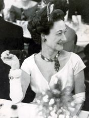 Wallis Simpson was, as she approached 40, desperately insecure, with ''a deep emotional, not necessarily sexual, need to show that she was still alluring''. It was not so much a play for the prince as his obsessive possessiveness that created a situation from which she found it impossible to extricate herself. Not that she necessarily wanted to. As a measure of her weakness of character, she went along with his amorous intentions yet wrote to Ernest all the while.