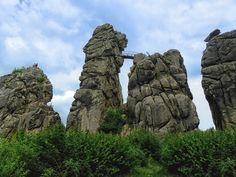 Externsteine, Teutoburger Wald