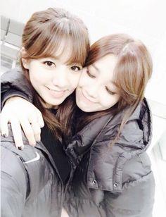 Namjoo and Eunji