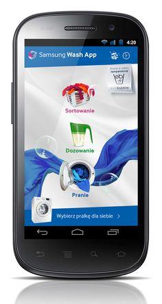 Samsung Wash App