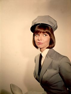 "Agent 99 - ""Get Smart"" has always been a classy chick. She had such sass!"