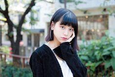 るか 1992年生まれ。レギュラーモデルを務める『NYLON japan』や『SEDA』ほか、『装苑』などでも活躍中。キュートな素顔を覗けるインスタグラム(@luluxinggg)も人気!
