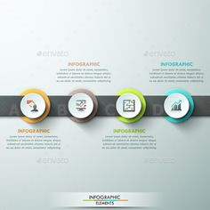 Modern Infographic Paper Template. Download here: http://graphicriver.net/item/modern-infographic-paper-template/14081806?ref=ksioks