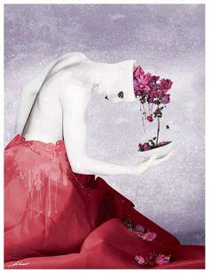 35 Stunning Conceptual Digital Artworks and Photo Manipulations - Pelfind Salvador Dali, Mediums Of Art, Surreal Artwork, Conceptual Art, Conceptual Photography, Artist Art, Photo Manipulation, Mind Blown, Fantasy Art