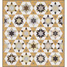 Moda Fabrics Bee Creative by Deb Strain Bee Creative Quilt Pattern   Patterns & Books