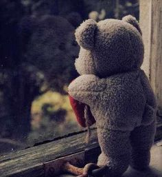 Looks like me waiting for my girls to come home.