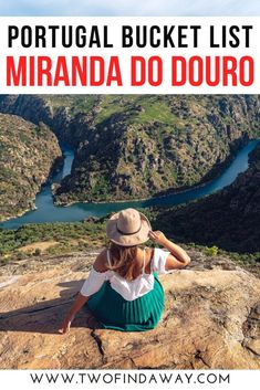 Portugal is a country filled with beautiful destinations, though probably none as unique as Miranda do Douro. Located in the North of Portugal, close to the border with Spain, Miranda do Douro is known for its unique culture and stunning nature. Where to Go in Portugal I Destinations in Portugal I Portugal Bucket List I Things to do in Portugal I Villages in Portugal #portugal